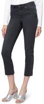 Sanctuary Women's Robbie Raw Hem Skinny Crop Jeans
