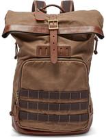 Fossil Defender Rolltop Backpack