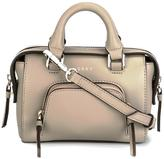 DKNY mini pocket crossbody bag - women - Leather - One Size