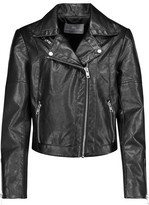 Tart Collections Justine Faux Leather Biker Jacket