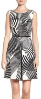 Adrianna Papell Women's Fit & Flare Dress