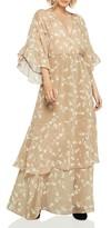 BCBGeneration Kimono Sleeve Dress