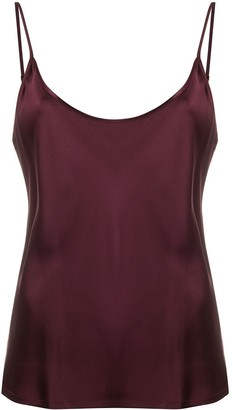 La Perla Scoop Neck Vest