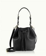 GiGi New York Jenn Bucket Bag Pebble Grain