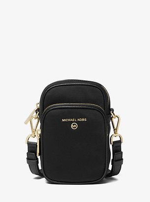Michael Kors Small Nylon Gabardine Camera Bag