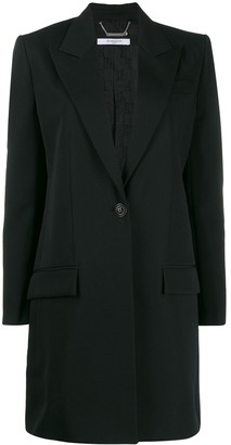 Givenchy Long Line Blazer