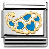 Nomination 030281/33 Stainless Steel Unisex Charm