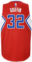 adidas Blake Griffin Los Angeles Clippers New Swingman Jersey, Big Boys (8-20)