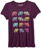 Mudd Girls 7-16 & Plus Size Graphic Tee