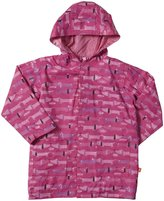 Magnificent Baby Hotdog Raincoat (Toddler) - Pink-3T