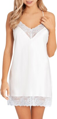 Jonquil In Bloom by Lace & Satin Chemise