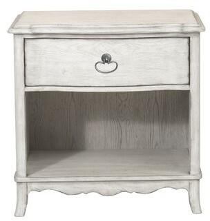 Ophelia & Co. Mauricio 1 Drawer Bedside Table