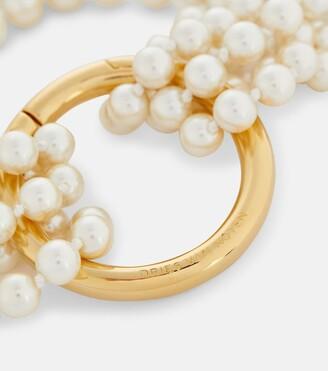 Dries Van Noten Faux pearl necklace