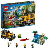 Lego ; City Jungle Explorers Jungle Mobile Lab 60160
