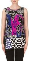 Joseph Ribkoff Nicole Patterned Top