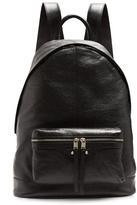 Balenciaga Classic Leather Backpack