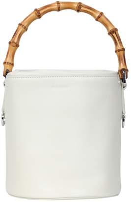 Jil Sander small bamboo bag