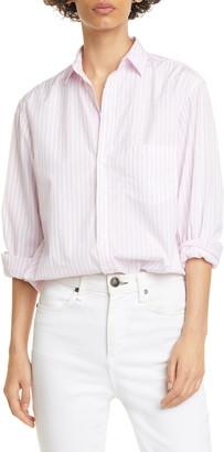 Frank And Eileen Joedy Stripe Button-Up Shirt