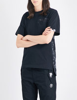 Aape Camouflage-print cotton-jersey T-shirt