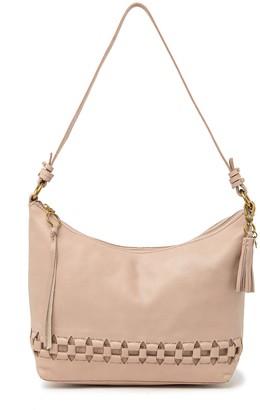 The Sak Collective Keira Embossed Leather Hobo Bag