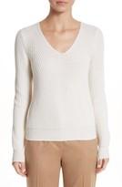 Max Mara Women's Sax Wool & Cashmere Sweater