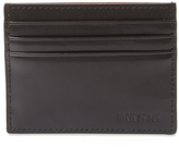 Jack Spade Mitchell Leather Cardholder