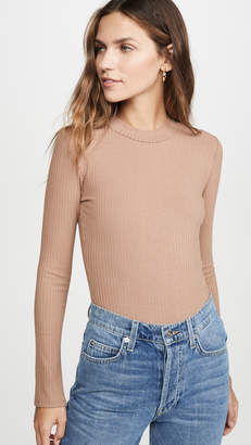 Only Hearts Eco Rib T Shirt Thong Bodysuit