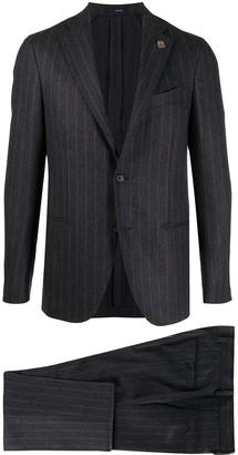 Lardini Single-Breasted Suit Set