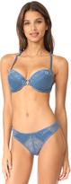 Calvin Klein Underwear Devotion Balconette Push Up Bra