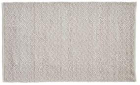 Weaver Green - Shell 110x60cm Chenille Rug - Brown/Grey