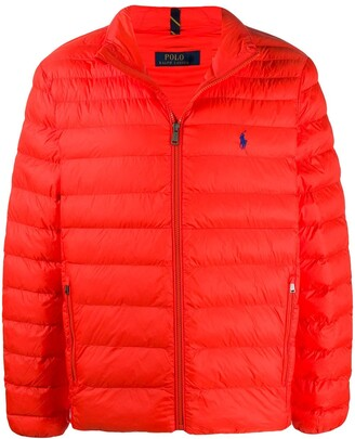 Polo Ralph Lauren Polo Pony quilted jacket