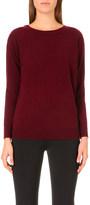 Sandro Anita knitted jumper