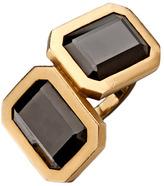 Wendy Brandes Black Spinel Clemence Ring