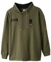 La Redoute Collections High Neck Sweatshirt