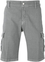 Entre Amis cargo shorts - men - Cotton/Linen/Flax - 32