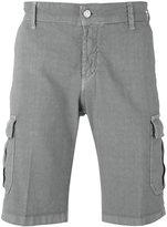 Entre Amis cargo shorts - men - Linen/Flax/Cotton - 32