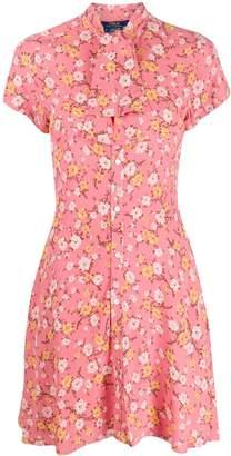 Polo Ralph Lauren floral print dress