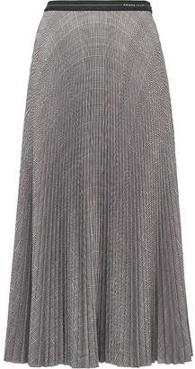 Prada Price of Wales cloth skirt