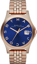 Marc Jacobs Mbm3316 The Slim Rose Gold-toned Pvd Watch