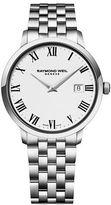Raymond Weil Men's Toccato Stainless Steel Bracelet Watch