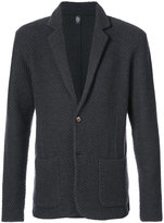 Eleventy blazer design one button cardigan - men - Virgin Wool - XL