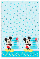 Disney Mickey Mouse 1st Birthday Table Cover