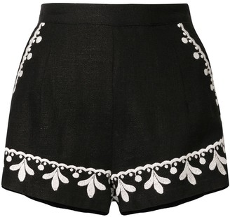 We Are Kindred Positano two tone shorts