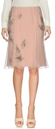 Philosophy di Alberta Ferretti Knee length skirt
