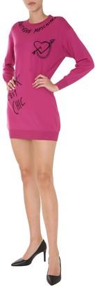 Boutique Moschino Round Neck Dress