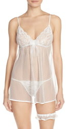 Jonquil In Bloom By Jennifer Chemise Set
