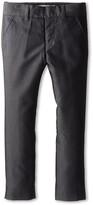 Appaman Kids Classic Mod Suit Pants (Toddler/Little Kids/Big Kids) (Vintage Black) Boy's Dress Pants