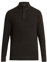 Ermenegildo Zegna Wool-blend high-neck sweater