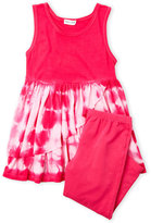 Splendid Toddler Girls) Two-Piece Tie-Dye Tunic & Pants Set