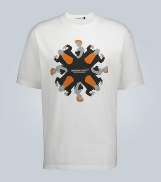 Undercover Vampire graphic printed T-shirt